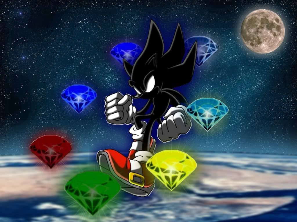 Dark Super Sonic Images HD Wallpaper And Background Photos