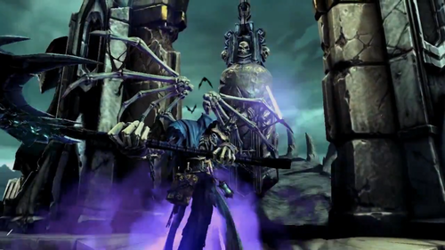 Darksiders 2 Death's Reaper Form - darksiders Screencap