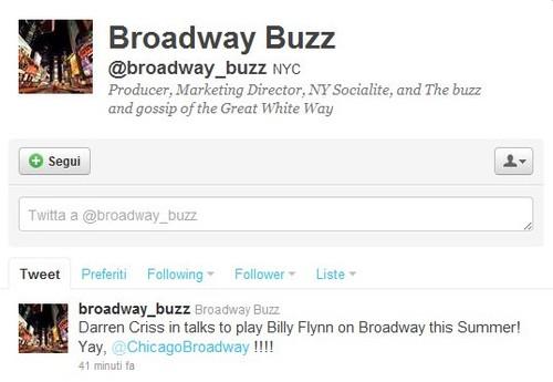Darren Broadway Summer?