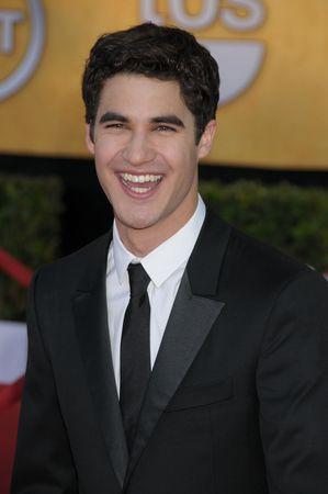 Darren at the SAG awards