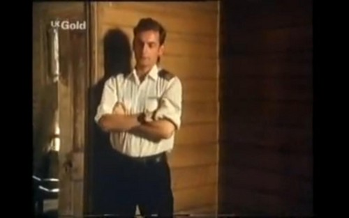 FlyingDoctorsbigfan3 / Flying Doctors wallpaper possibly containing a warehouse called David Gibson From Season 1