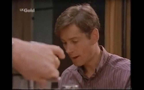 FlyingDoctorsbigfan3 / Flying Doctors achtergrond containing a portrait called David Ratcliffe From Season 7-8