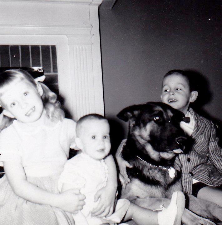 Debbie, Linda, Storm and Jimmy