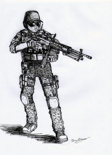 Delta Force Grinch