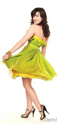 Demetria Lovato <3