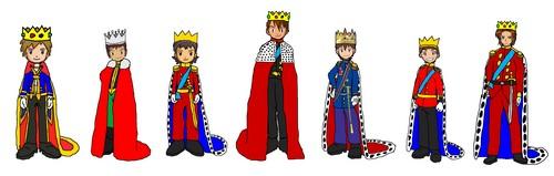 Digimon - Royal Protagonists