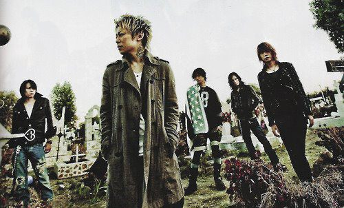 Dir en grey - Greed Overseas Documentary