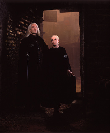 Draco and Lucius
