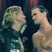 Drew Mcintyre and Edge