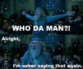 Dumbledore funy !! :D
