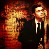 Ed Westwick photo containing a business suit, a suit, and a three piece suit titled Ed