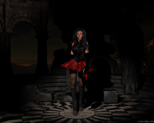 Elegant Goth