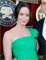 Emily Blunt - SAG Awards with John Krasinski!