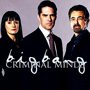 Criminal Minds پیپر وال containing a business suit entitled Emily & Hotch & Rossi