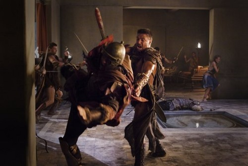 Episode 2.02 - A Place in This World - spartacus-blood-and-sand Photo