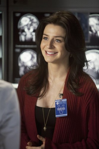 grey's anatomy wallpaper containing a portrait titled Episode 8.15 - Have anda Seen Me Lately? - Promo foto