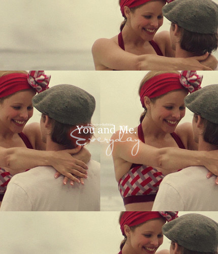The Notebook wallpaper called Everyday