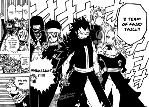 Fairy Tail B-Team