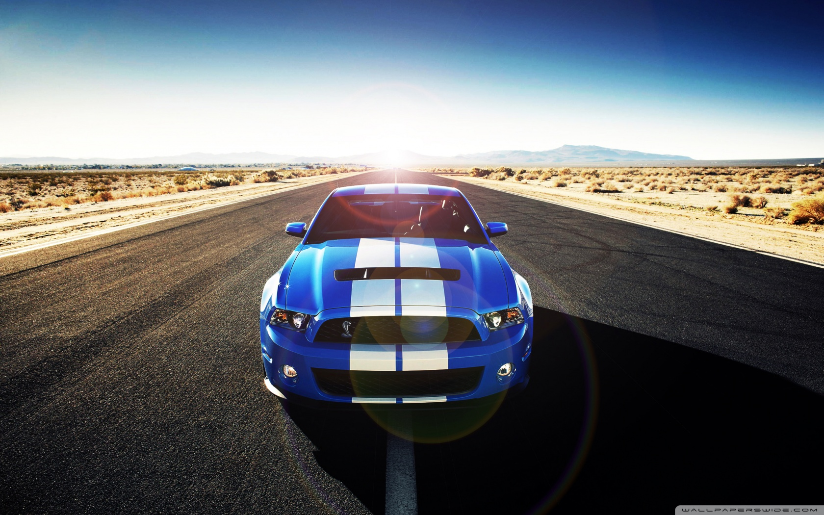 Hot New Movies/Cars Ford Mustang