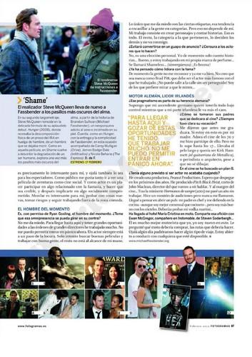 Fotogramas Magazine Scans