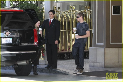 Four Seasons Hotel, Beverly Hills 22.01.12
