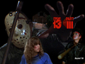 Friday the 13th Part 3 - jason-voorhees wallpaper