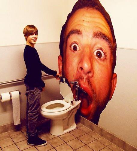 Funny Bieber <3