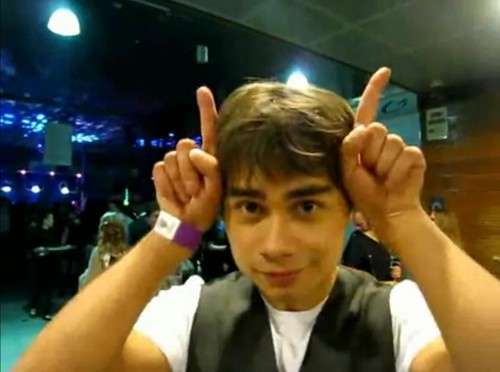 Funny and cute alex <3 :)