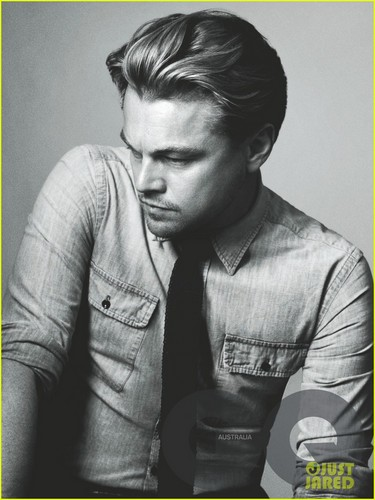 GQ Australias February/March 2012 issue. - leonardo-dicaprio Photo