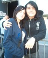 Gee with a fan ;3. - gerard-way photo