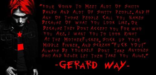 Gerard <3 <3
