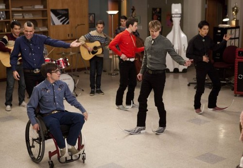 glee - Episode 3.12 - The Spanish Teacher - Promotional foto