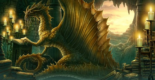 emas Dragon