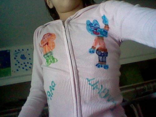 Gumball koti, jacket