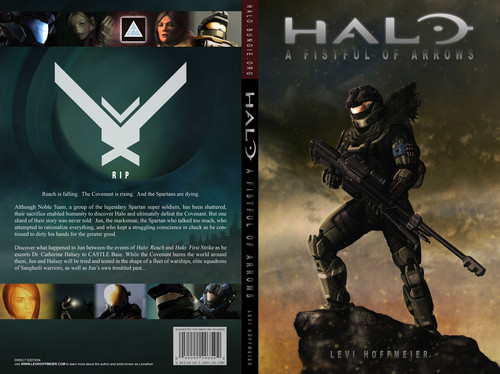 Halo a Fist Full of Arrows