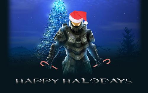 Happy Halodays