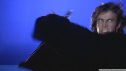 Hayden Anakin ROTS blue screen