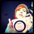Hayley and her 23rd b-day present - hayley-williams photo