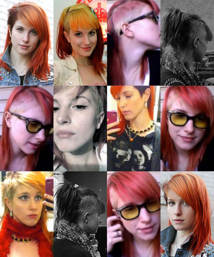 Hayley's undercut - hayley-williams Photo