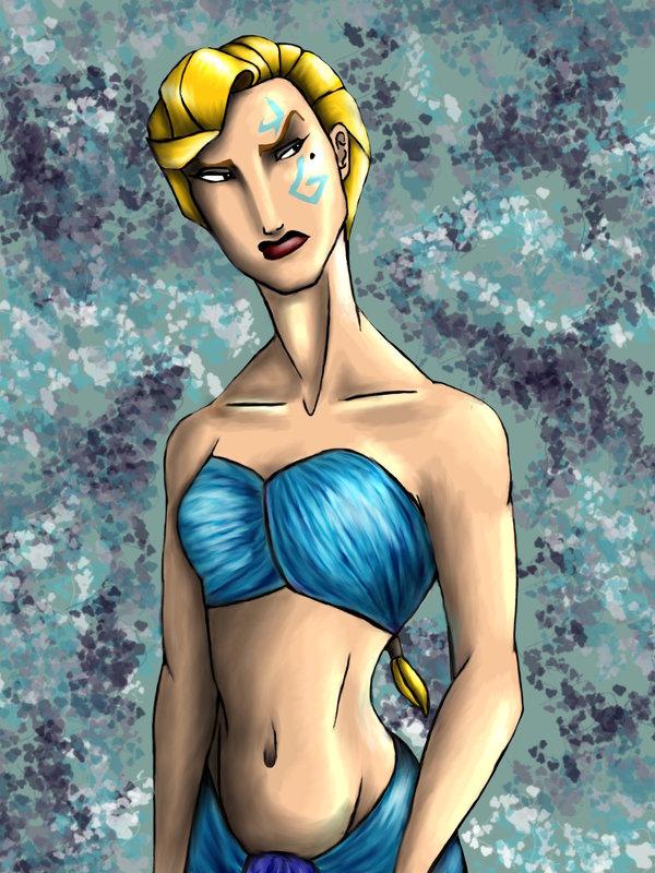 Helga Sinclair Atlantetan