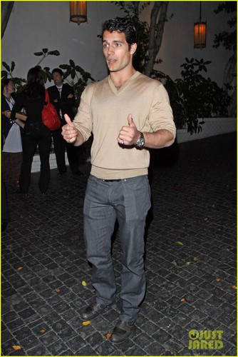 Henry Cavill: istana, chateau Marmont Exit!