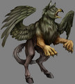 Hippogriff  - mythical-creatures photo