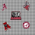 Houndstooth Wallpaper - university-of-alabama photo