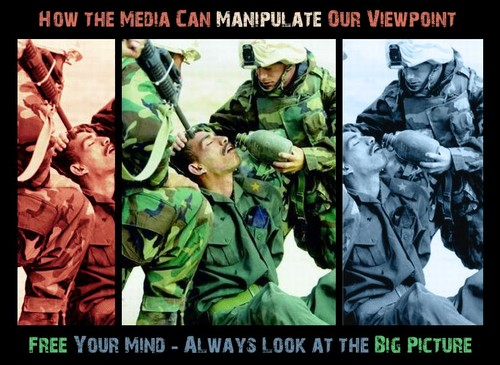 How The Media Can Manipulate Our Viewpoint - debate Photo