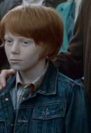 The New Generation of Harry Potter Обои probably with a portrait entitled Hugo Weasley
