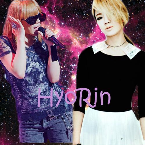 HyoRin couple