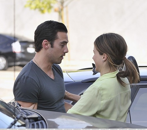 In West Hollywood - January 19, 2012 - milo-ventimiglia Photo