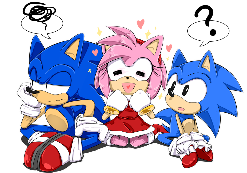 Sonic And Amy Images In Heaven HD Wallpaper And Background Photos 28631499