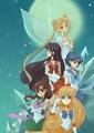 Inner Senshi - anime fan art
