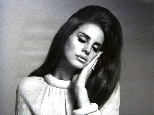 Interview Magazine scans: Lana Del Rey
